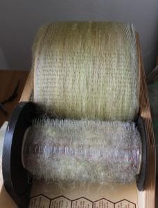 Farben mischen mit dem Kadierer